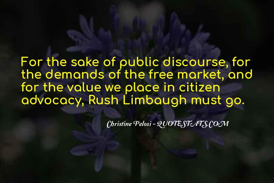 Pelosi's Quotes #128694