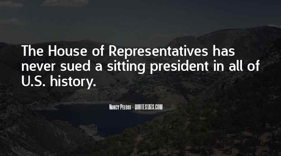 Pelosi's Quotes #1322437