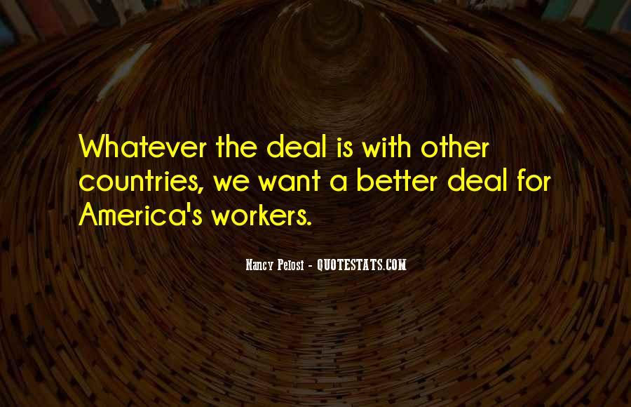 Pelosi's Quotes #1621640