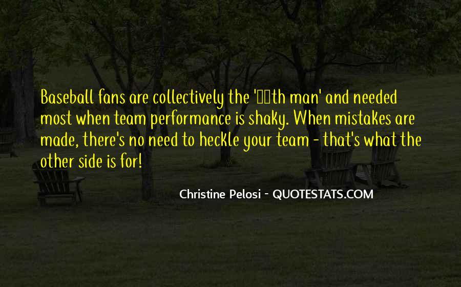 Pelosi's Quotes #1787452