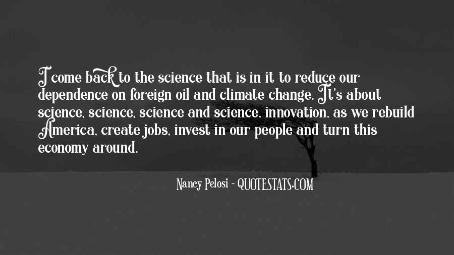 Pelosi's Quotes #1861353