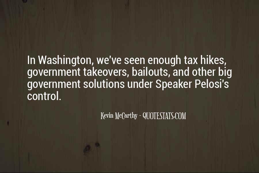 Pelosi's Quotes #1865473