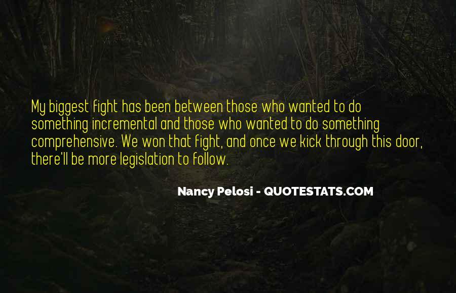 Pelosi's Quotes #200392