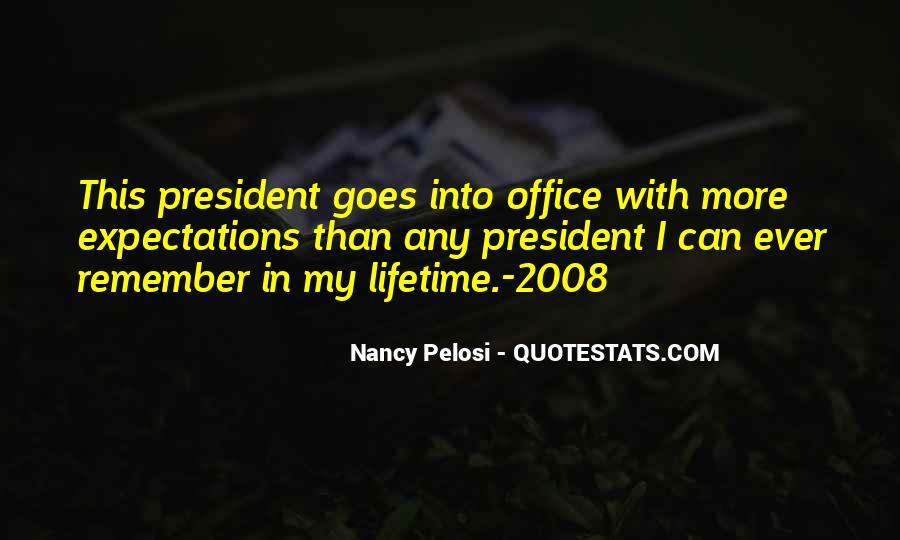 Pelosi's Quotes #232500