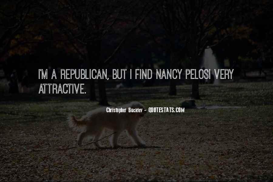 Pelosi's Quotes #292825