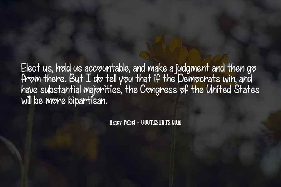 Pelosi's Quotes #301689