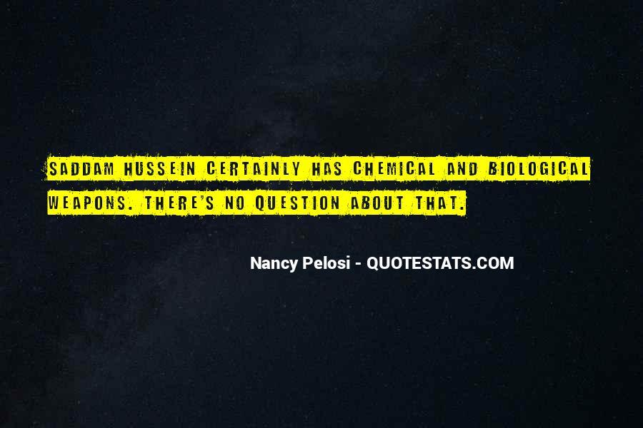 Pelosi's Quotes #330700
