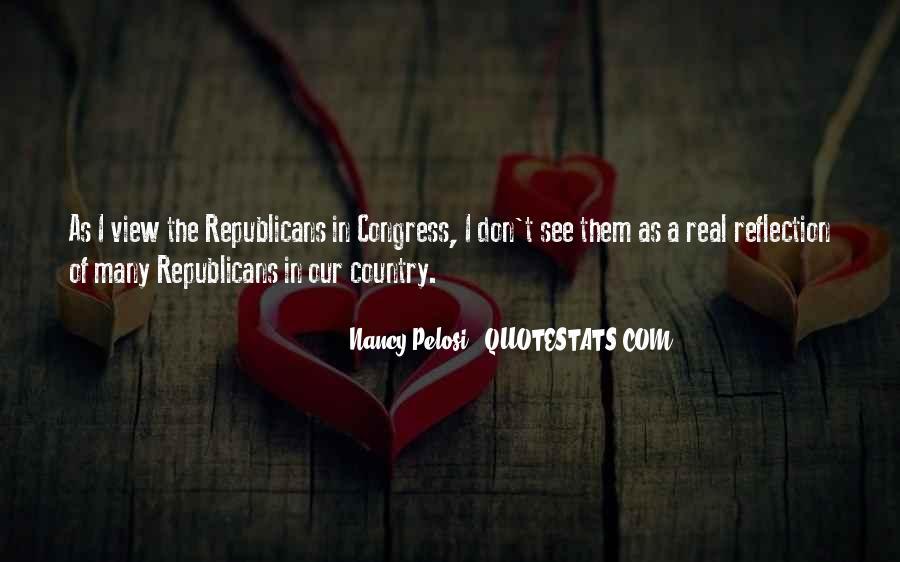 Pelosi's Quotes #357671