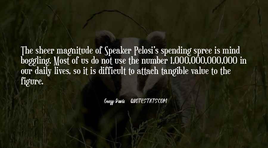 Pelosi's Quotes #372647