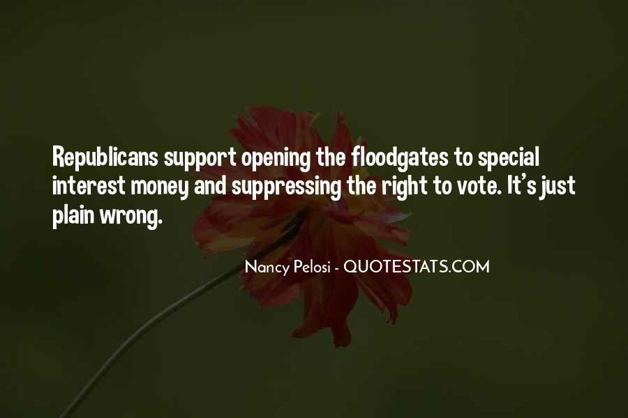 Pelosi's Quotes #67767