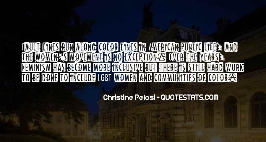 Pelosi's Quotes #872889
