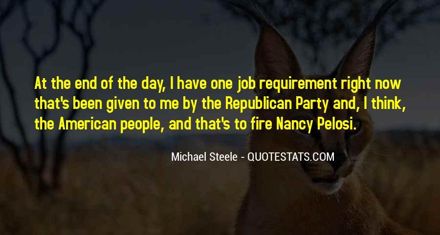 Pelosi's Quotes #894688