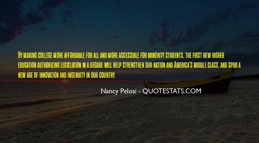 Pelosi's Quotes #97918
