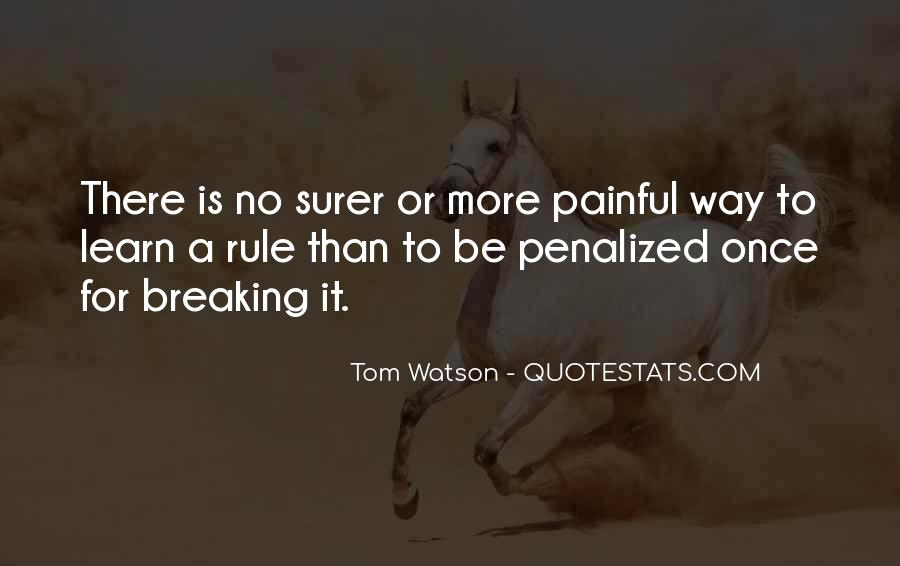 Penalized Quotes #207319