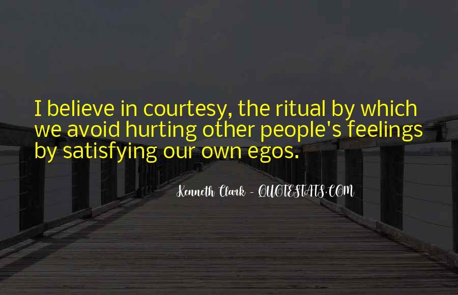 People's Egos Quotes #360479