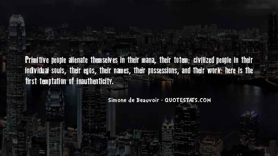 People's Egos Quotes #50102