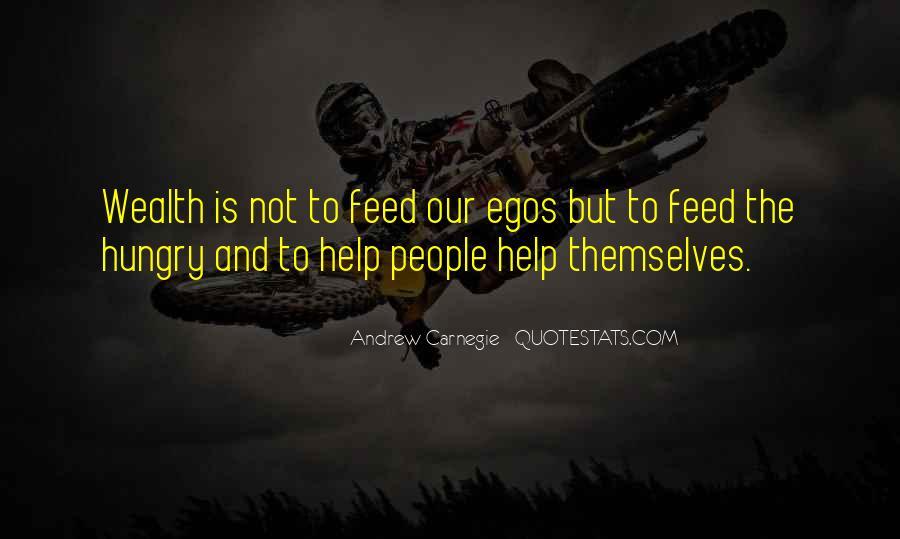 People's Egos Quotes #651753