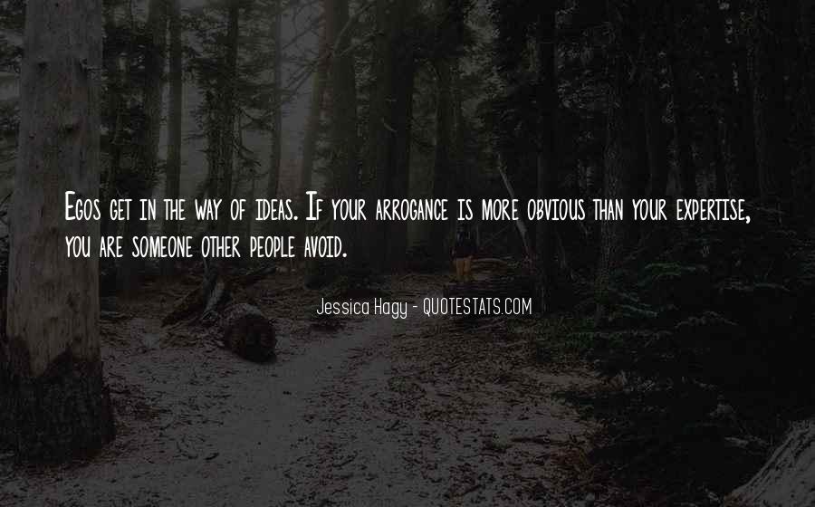 People's Egos Quotes #860672