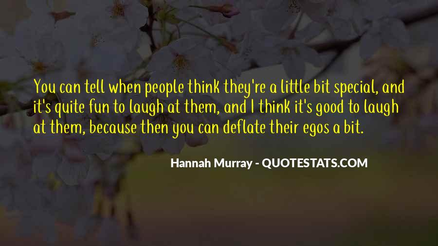 People's Egos Quotes #935651
