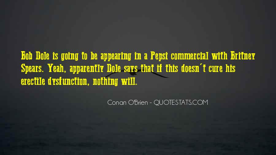 Pepsi Commercial Quotes #300167