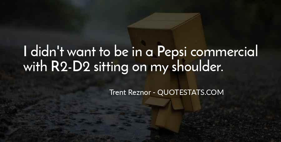 Pepsi Commercial Quotes #377034
