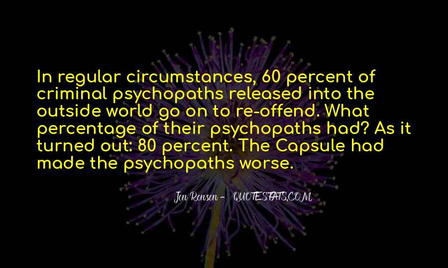 Percentage Quotes #209955