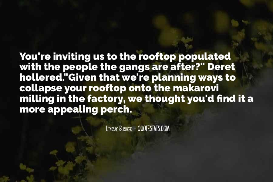 Perch Quotes #1876206