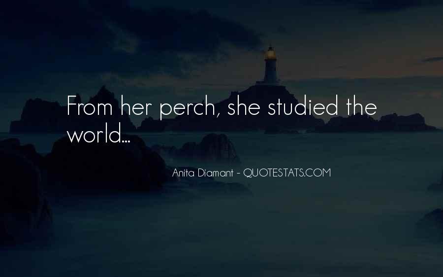 Perch Quotes #788796