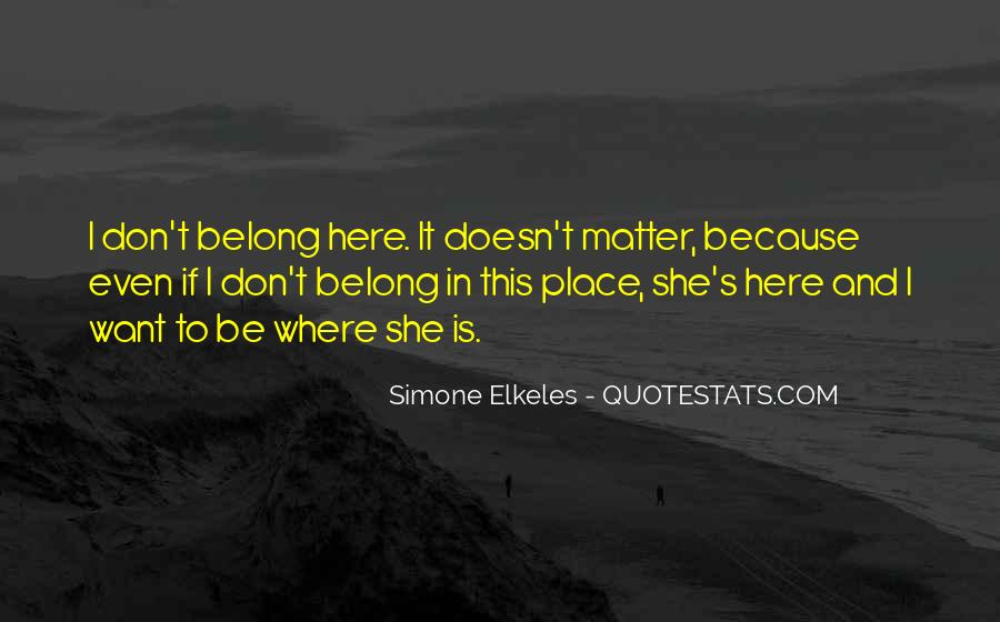 Top 34 Perfect Chemistry Simone Elkeles Quotes: Famous ...