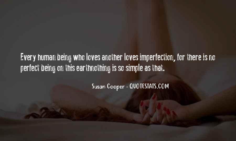 Perfect Imperfection Love Quotes #567224