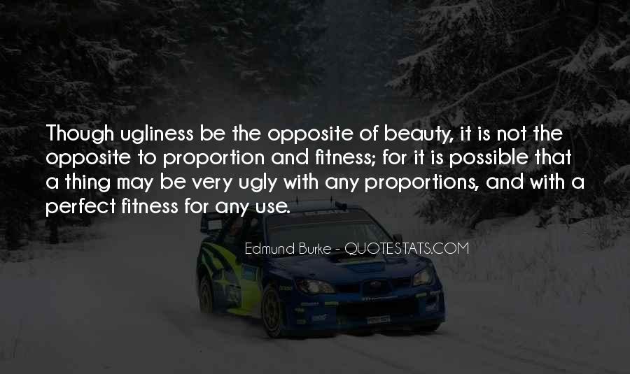 Perfect Opposites Quotes #144051