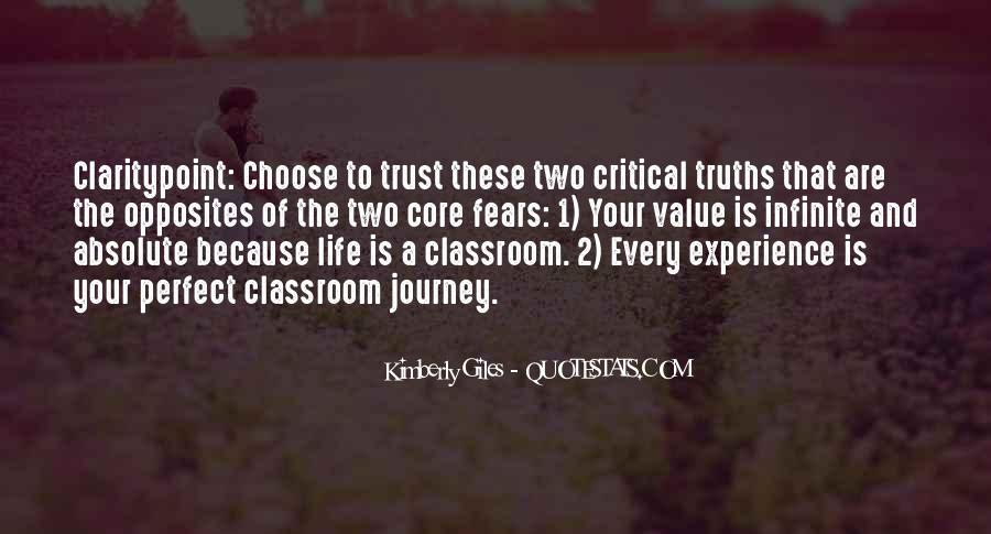 Perfect Opposites Quotes #1617461