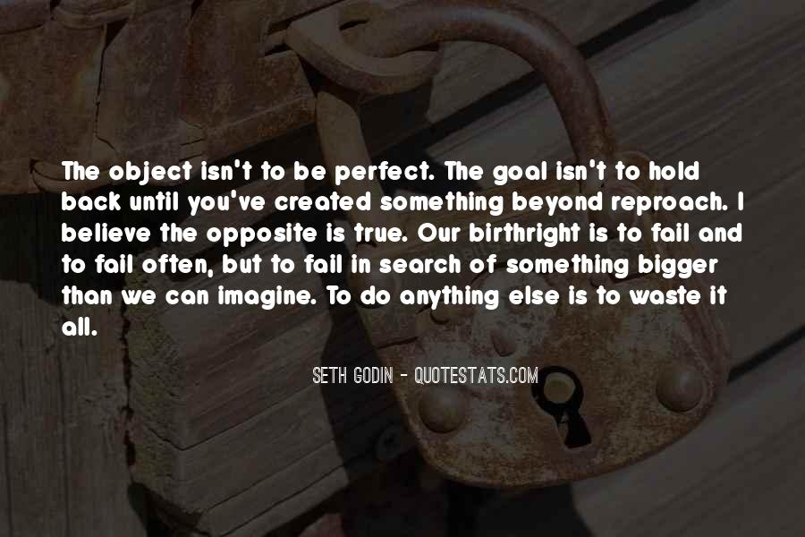 Perfect Opposites Quotes #462415