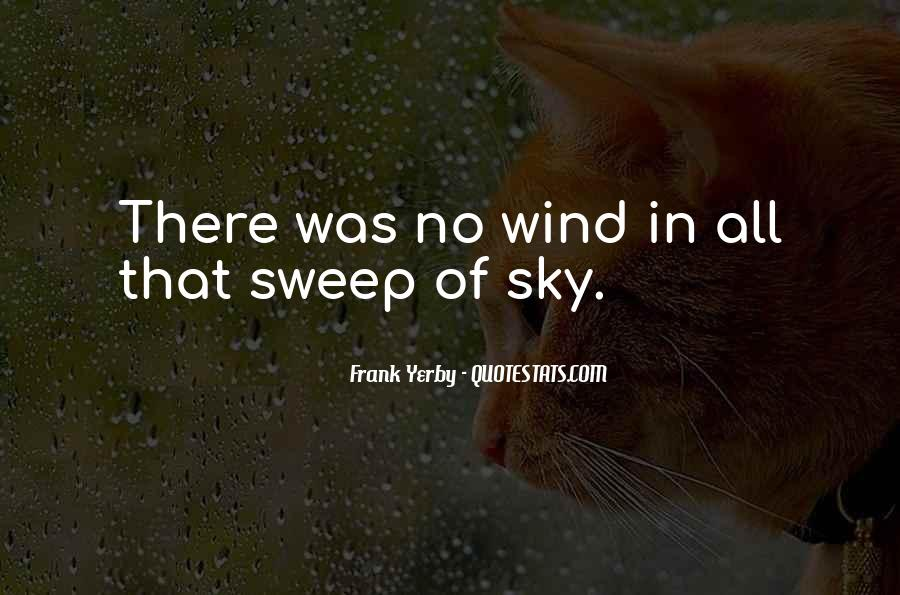 Quotes About Sweep #126124