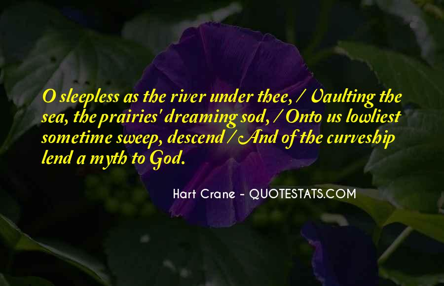 Quotes About Sweep #170983