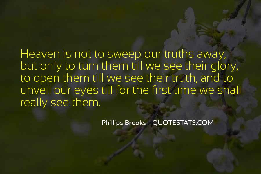 Quotes About Sweep #174237