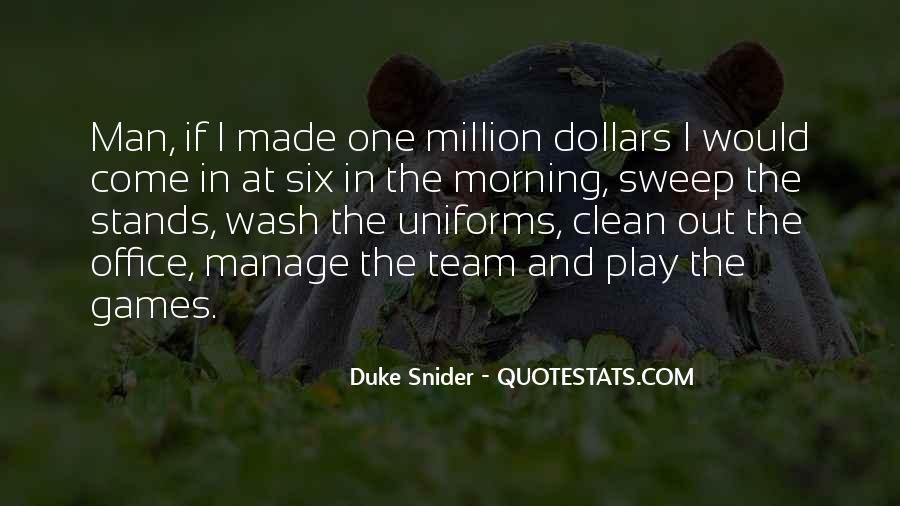 Quotes About Sweep #233574