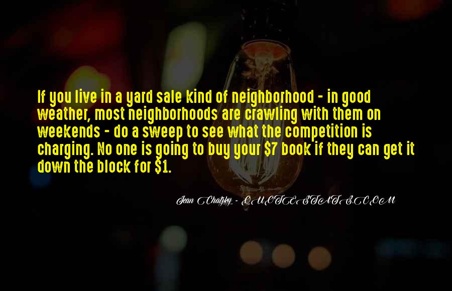 Quotes About Sweep #245033