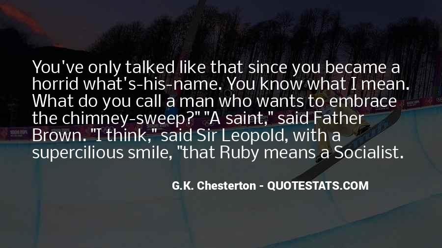 Quotes About Sweep #33752
