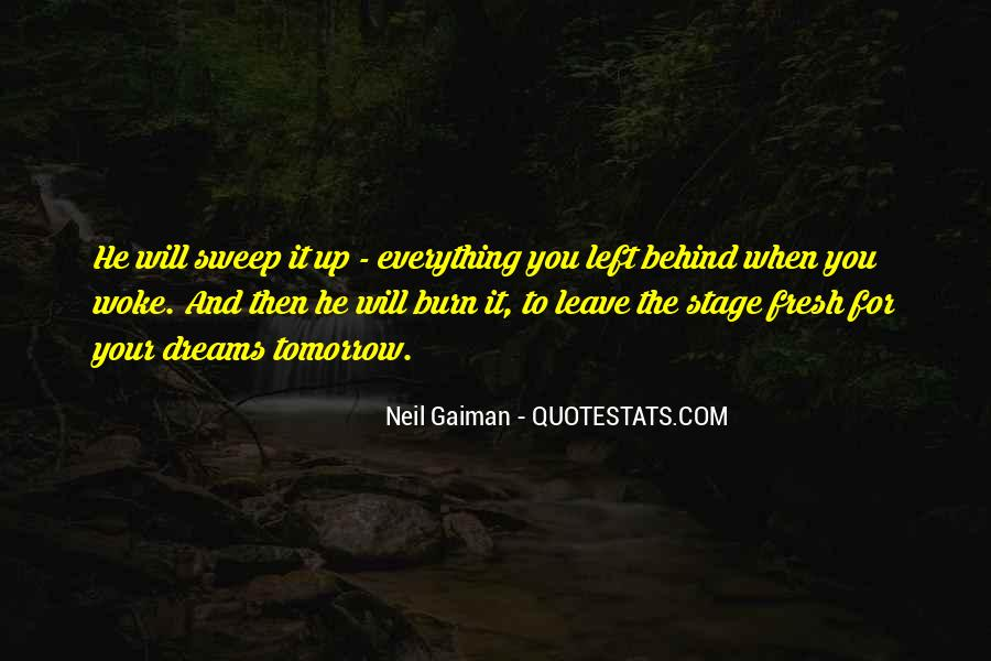 Quotes About Sweep #347901