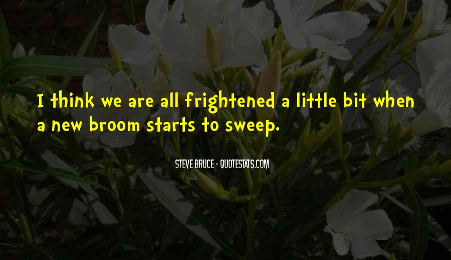 Quotes About Sweep #355293