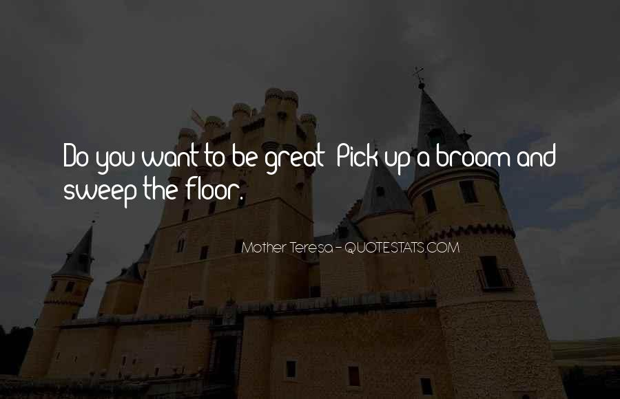 Quotes About Sweep #407658