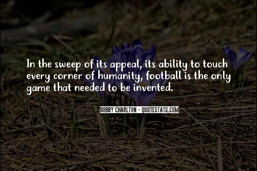 Quotes About Sweep #42608