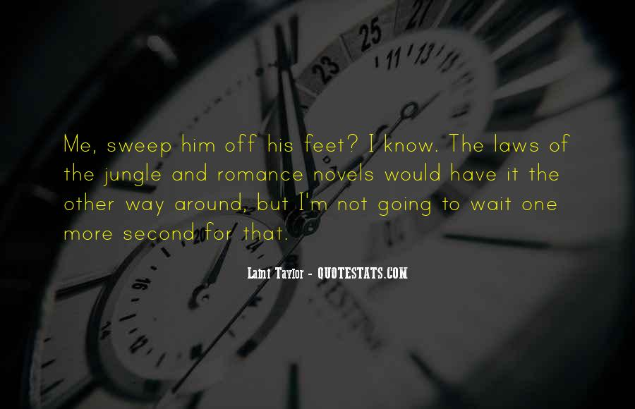 Quotes About Sweep #42897