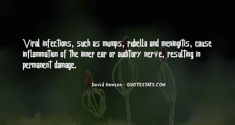 Permanent Damage Quotes #1338772