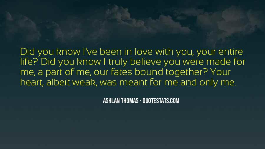 Permanent Relationship Quotes #163263