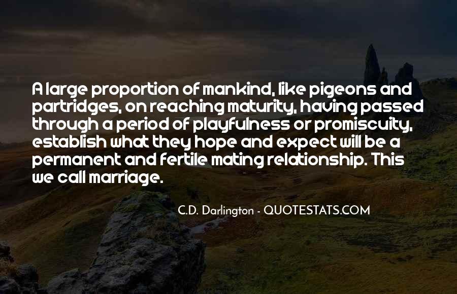 Permanent Relationship Quotes #596032