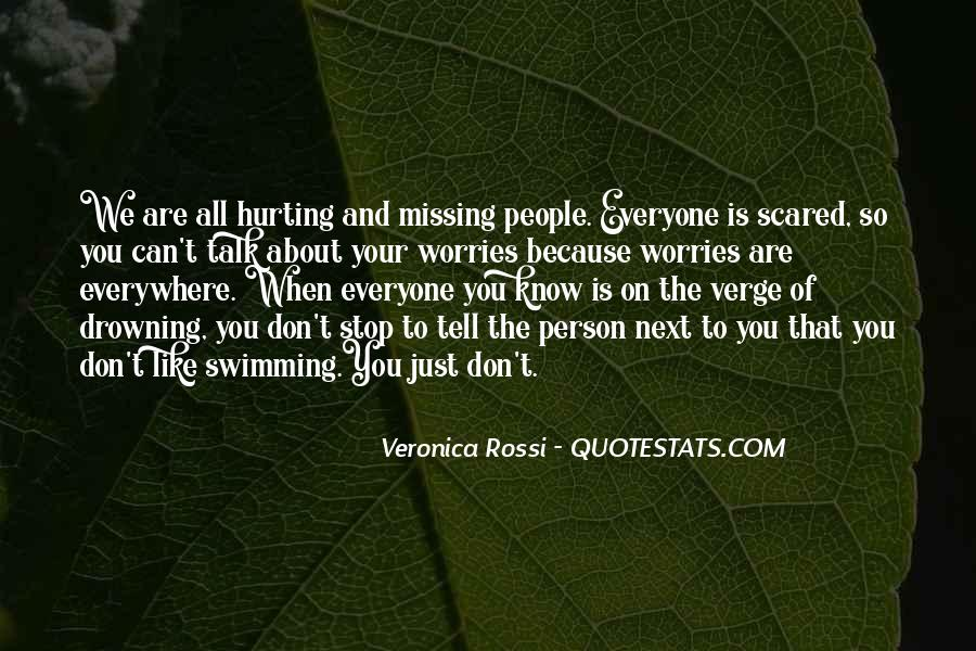 Person Next To You Quotes #1226721