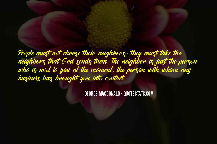 Person Next To You Quotes #149416
