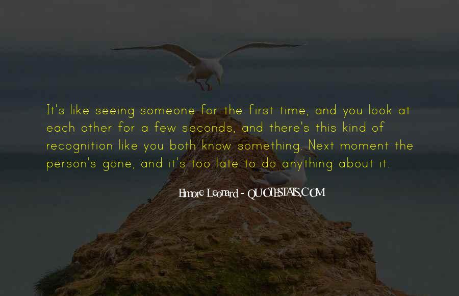Person Next To You Quotes #496972